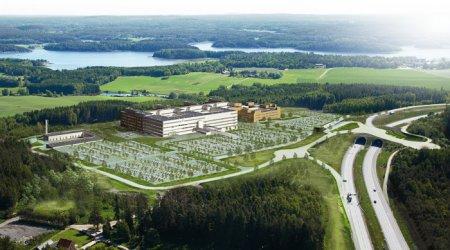 Sygehuset Østfold: Ventilering og røgventilation til et af Nordeuropas største sygehuse